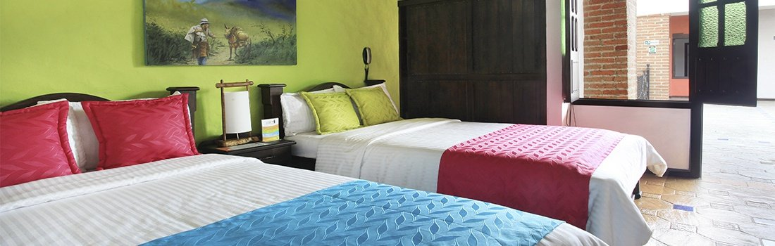 TWIN COMFORT ROOM Salento Real Eje Cafetero Hotel
