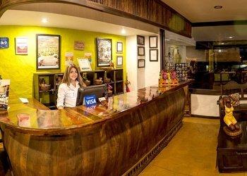 24 HOUR RECEPTION Salento Real Eje Cafetero Hotel