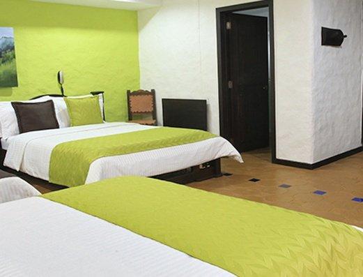 Superior room Salento Real Eje Cafetero Hotel