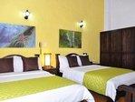 SUPERIOR TWIN 2 SUPERIOR TWIN ROOM Salento Real Eje Cafetero Hotel