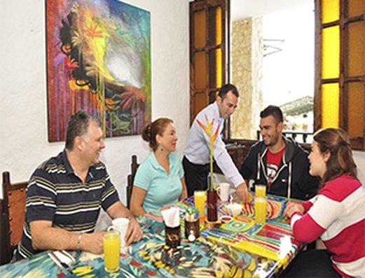 Share with family Salento Real Eje Cafetero Hotel