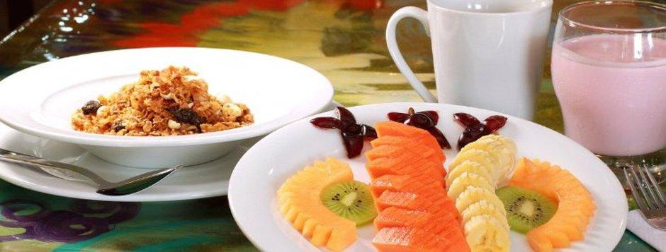 Breakfast Salento Real Eje Cafetero Hotel