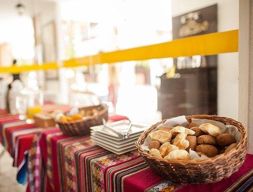 Breakfast to taste Salento Real Eje Cafetero Hotel