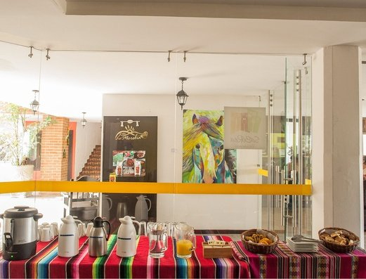 Drinks station Salento Real Eje Cafetero Hotel