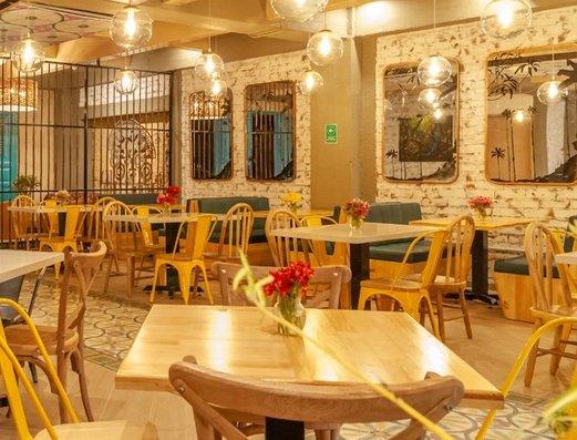 Restaurant Salento Real Eje Cafetero Hotel
