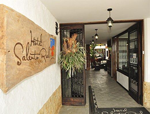 ENTRY Salento Real Eje Cafetero Hotel