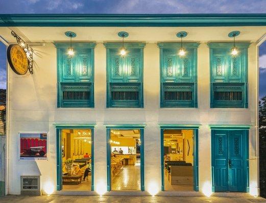 Facade Salento Real Eje Cafetero Hotel